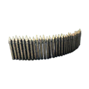 Large Round Palisade Spikes
